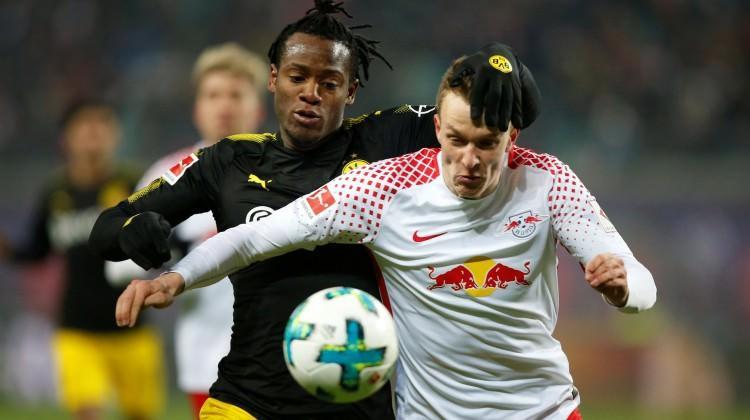 Bundesliga'daki dev maçta kazanan yok
