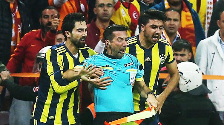 Galatasaraylı 2 taraftara hapis istemi!