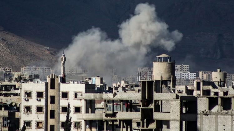 PYD ve Esed, binlerce sivili katletti