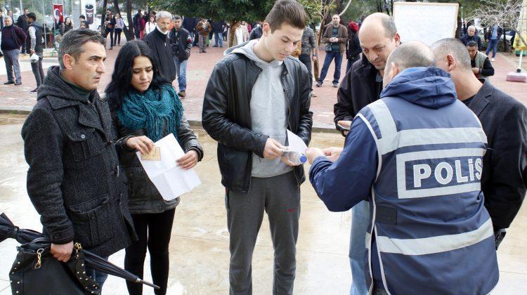 Sınavlarda görevli polislere zam müjdesi!