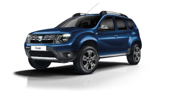Dacia Duster SUV 1.6 16V Benzinli