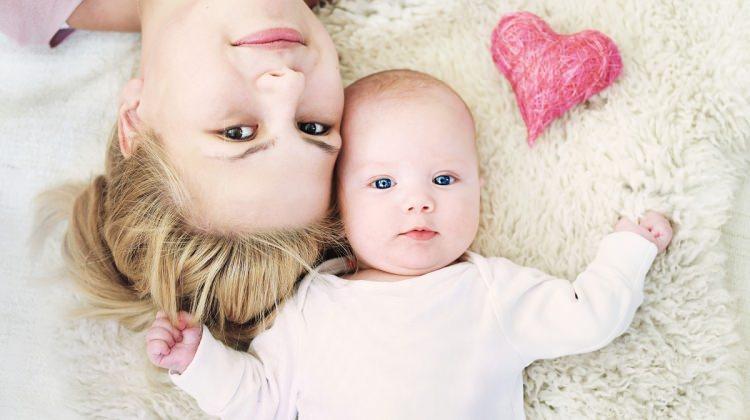 Yeni anneler için akıllı cihaz uygulamaları
