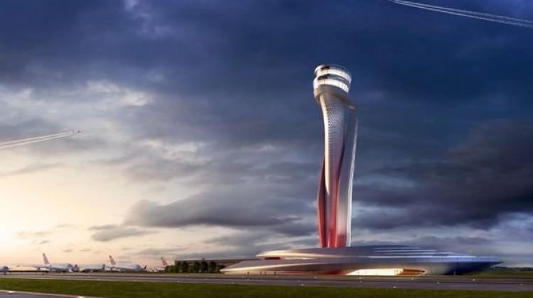 İstanbul Yeni Havalimanı'nda bir ilk daha