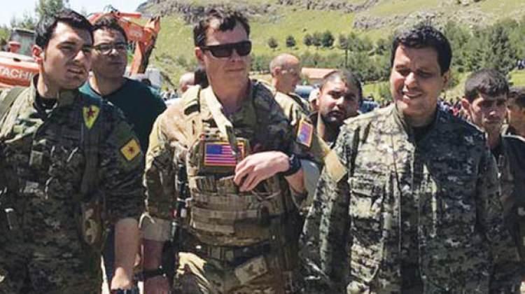 ABD'den skandal açıklama! 'General Mazlum'