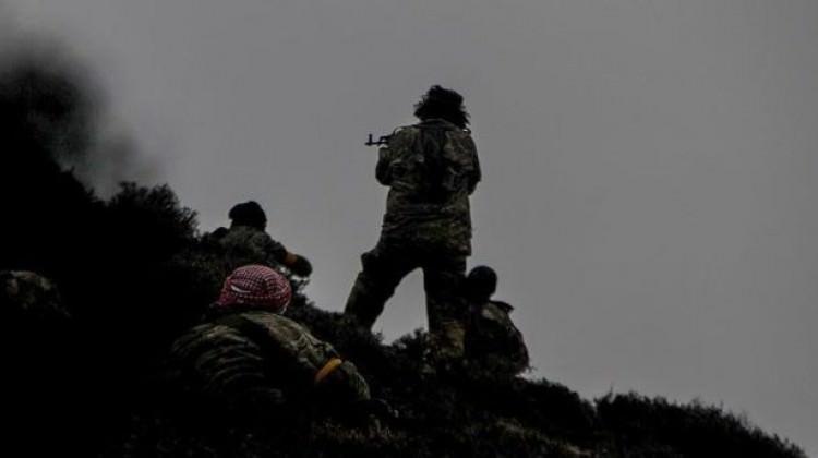 Afrin'de sıcak gelişme! 2 sözde Bakan kaçtı!