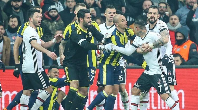 Beşiktaş'tan Fenerbahçe hamlesi