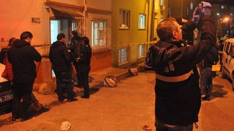 Bursa'da esrarengiz cinayet!