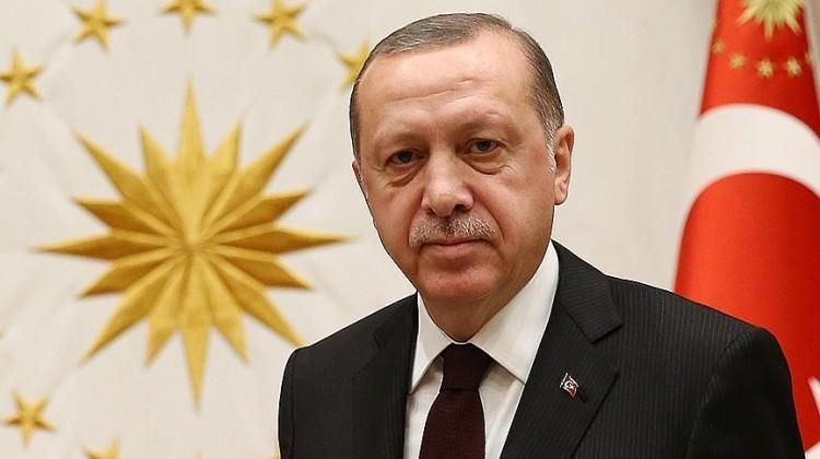 Cumhurbaşkanı Erdoğan'dan Yeşilay Haftası mesajı