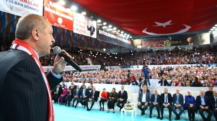 Erdoğan: Ey NATO sen ne zaman...