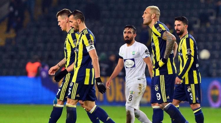 Fenerbahçe'ye 300 milyon euroluk fatura!