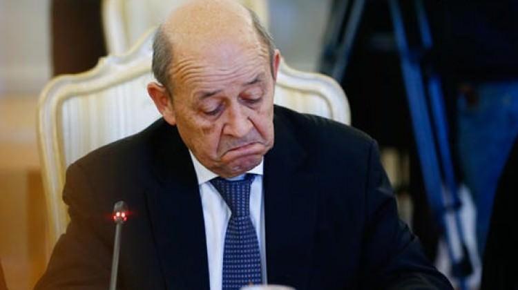 Fransa'da flaş gelişme! Dışişleri Bakanı açıkladı