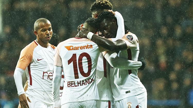 Galatasaray rekordan rekora koşuyor