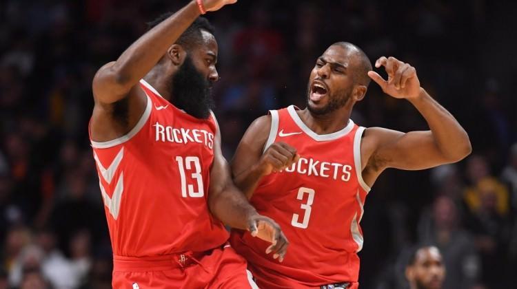 Houston Rockets durdurulamıyor! 16 maç oldu!