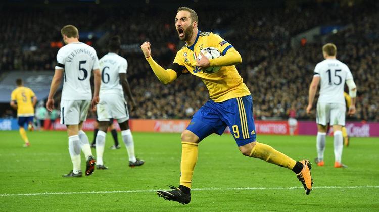 Juventus müthiş geri dönüşle çeyrek finalde!