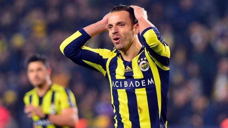 F.Bahçe'nin golcüleri Gomis'in yarısı etmedi