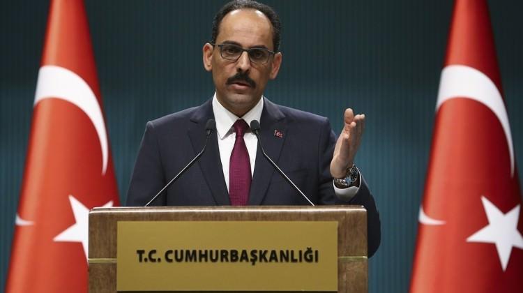 Sözcü Kalın'dan Kılıçdaroğlu'na Osmanlı tepkisi!