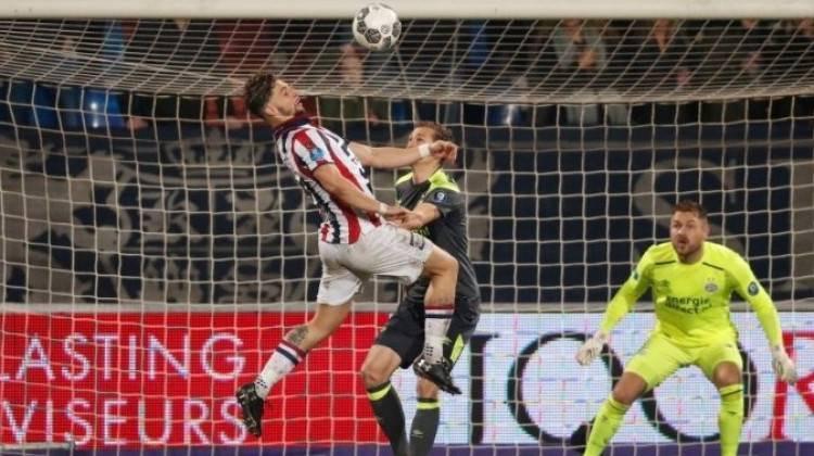 Lider PSV deplasmanda dağıldı: 5-0