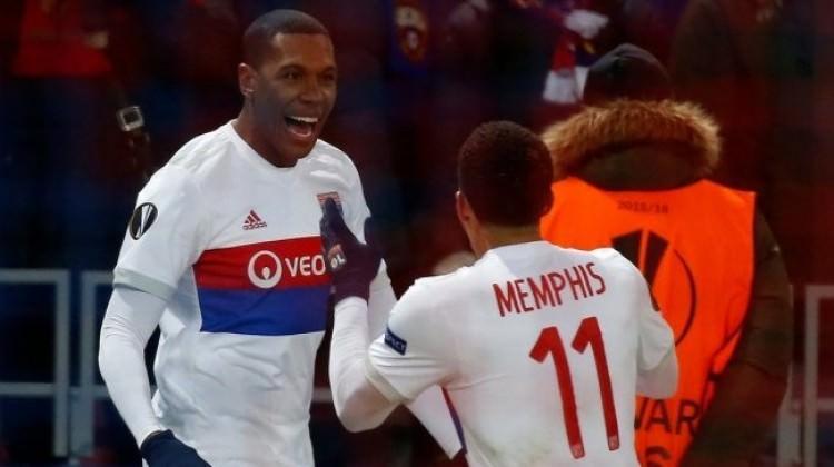 Marcelo attı, Lyon avantajı kaptı