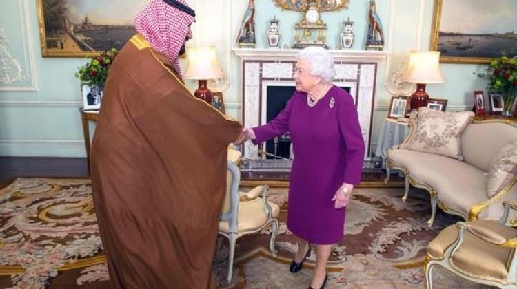May'den Suudi Prens'e övgü