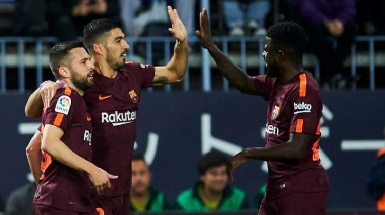 Messi'siz Barça fire vermedi!