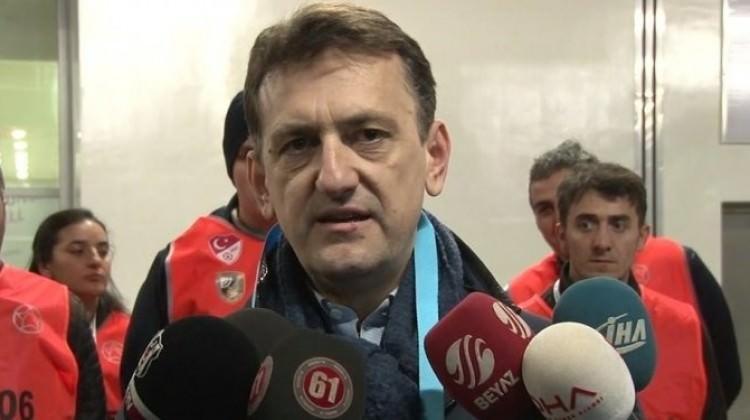 Metin Albayrak'tan şampiyonluk açıklaması!