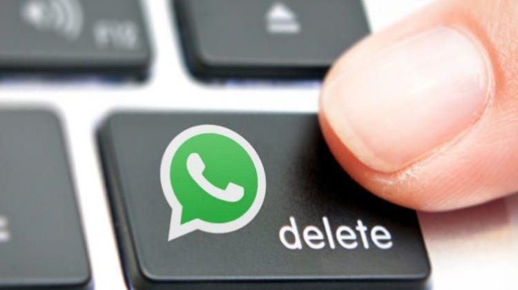 O süreye dikkat! WhatsApp'ta ''Herkesten Sil'' özelliğinin süresi uzuyor!