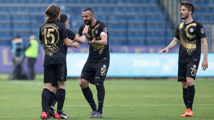 Osmanlıspor'dan 7 hafta sonra kritik galibiyet!