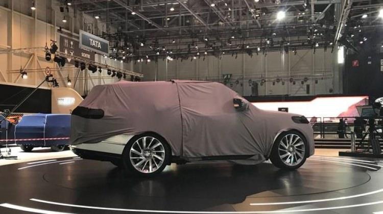 Range Rover'dan bir ilk Sadece 999 adet üretilecek