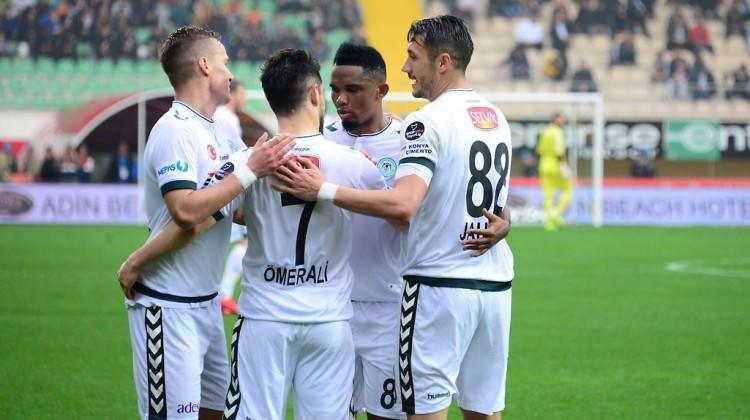 Son 5 sezonun en kötü Konyaspor'u