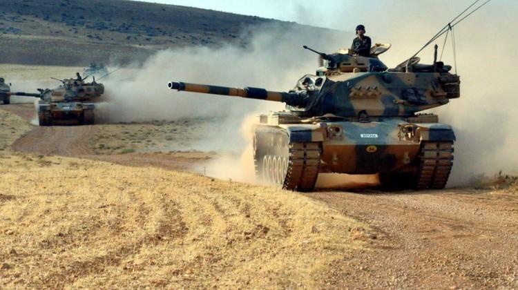 TSK'dan Afrin'de terör örgütlerine büyük darbe!