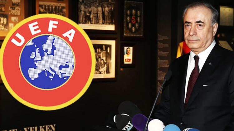 G.Saray Başkanı'ndan UEFA açıklaması!