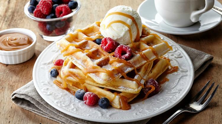 Evde waffle nasıl yapılır?