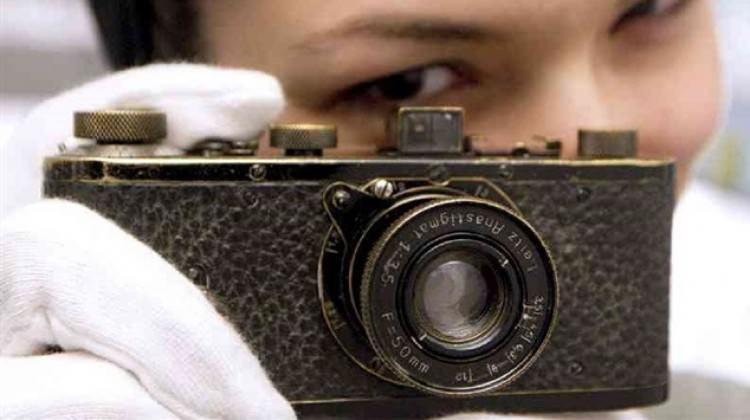 1923 yapımı fotoğraf makinesi rekor fiyata satıldı