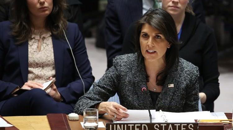 ABD'den yeni 'Suriye' hamlesi