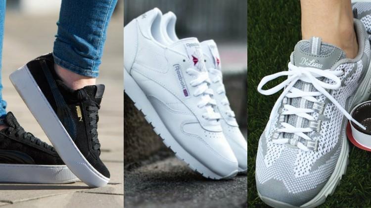 Aldığınıza pişman olmayacağınız 3 spor ayakkabı
