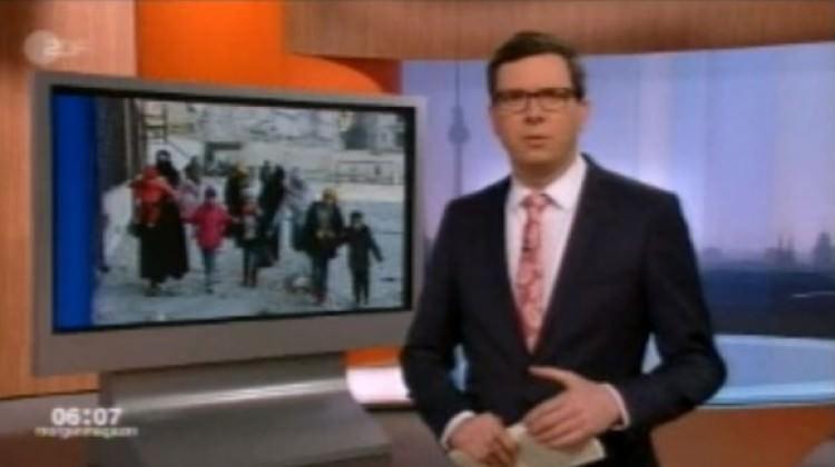 Alman devlet televizyonunda Mehmetçik'e hakaret