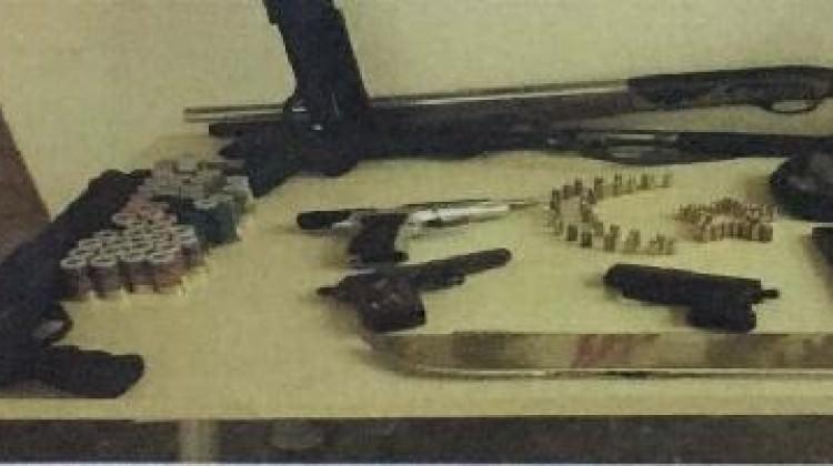 Ankara'da silah kaçakçılarına operasyon