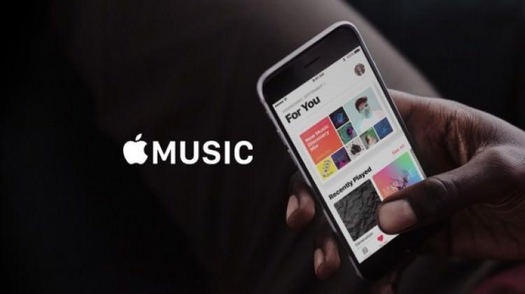 Apple Music yeni bir rekora imza attı