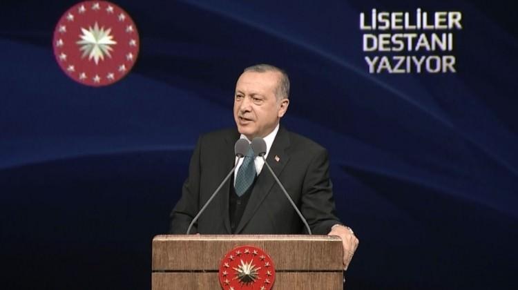 Cumhurbaşkanı Erdoğan'dan AP'ye görülmemiş rest!