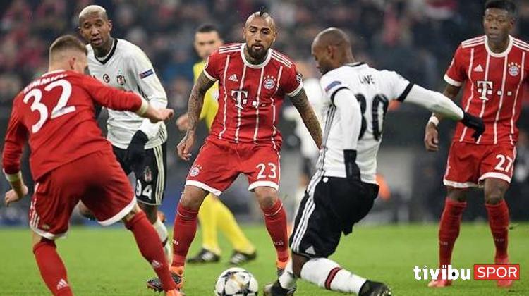 Beşiktaş Bayern Münih maçını bedava veren yabancı kanallar!