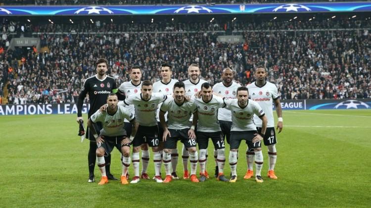Beşiktaş, Vodafone Park'ta ilki yaşadı