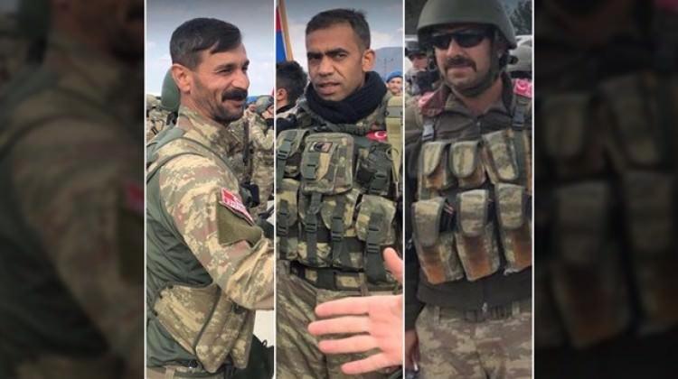 KÖH, Afrin'e giriş yaptı