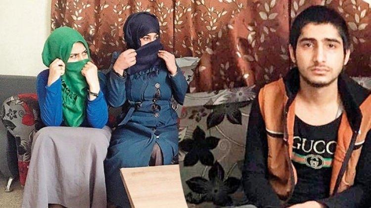 Burseya'da yakalanan YPG'liler her şeyi anlattı!