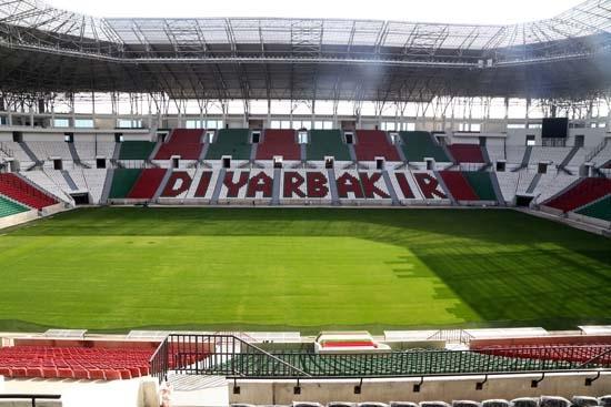 Diyarbakır geri sayımda! Yüzde 98'i tamamlandı