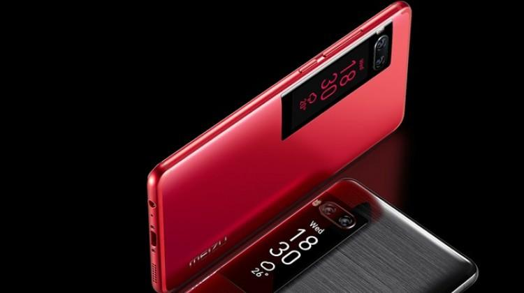 Çift ekranlı Meizu Pro 7 Plus satışa sunuldu