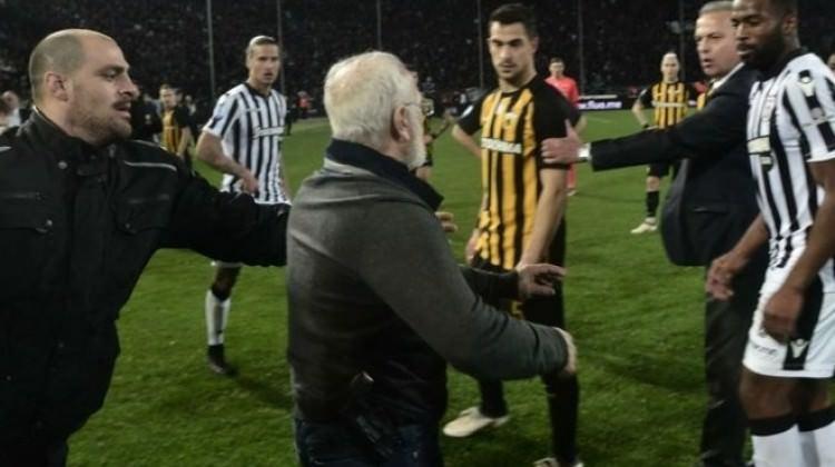 ECA, PAOK'un üyeliğini askıya aldı