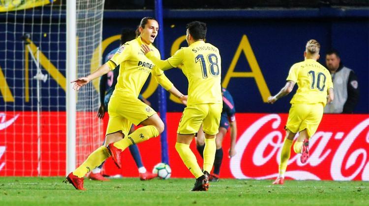 Enes Atletico Madrid'i tek başına dağıttı!
