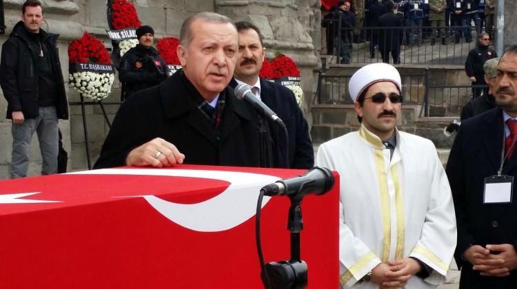 Erdoğan: İslam dünyasında böylesi yok...