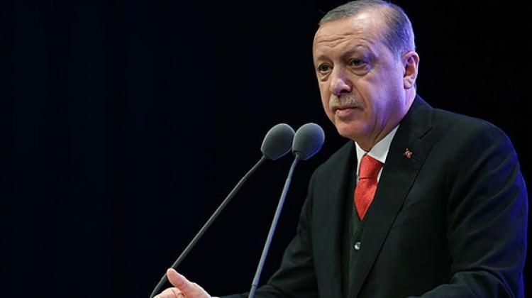 Erdoğan MHP kurultayına mesaj gönderdi