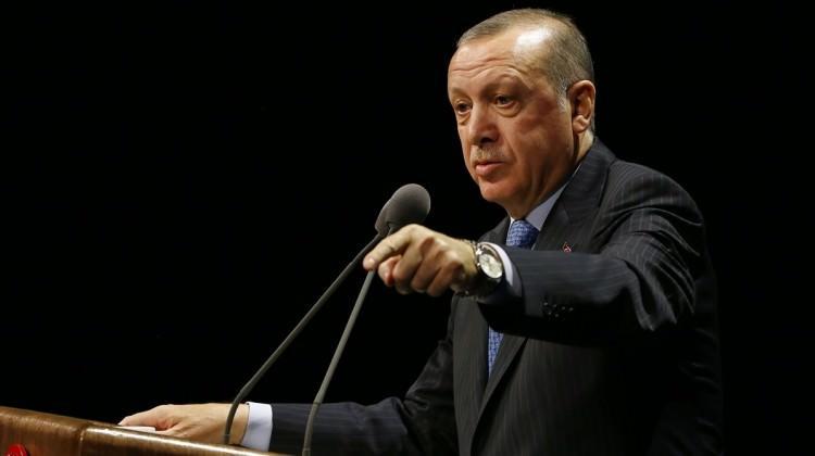Erdoğan: Tillerson'a söyledim, hiç sesi çıkmadı